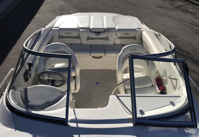 2009 STINGRAY  225 CR Runabout 2501086