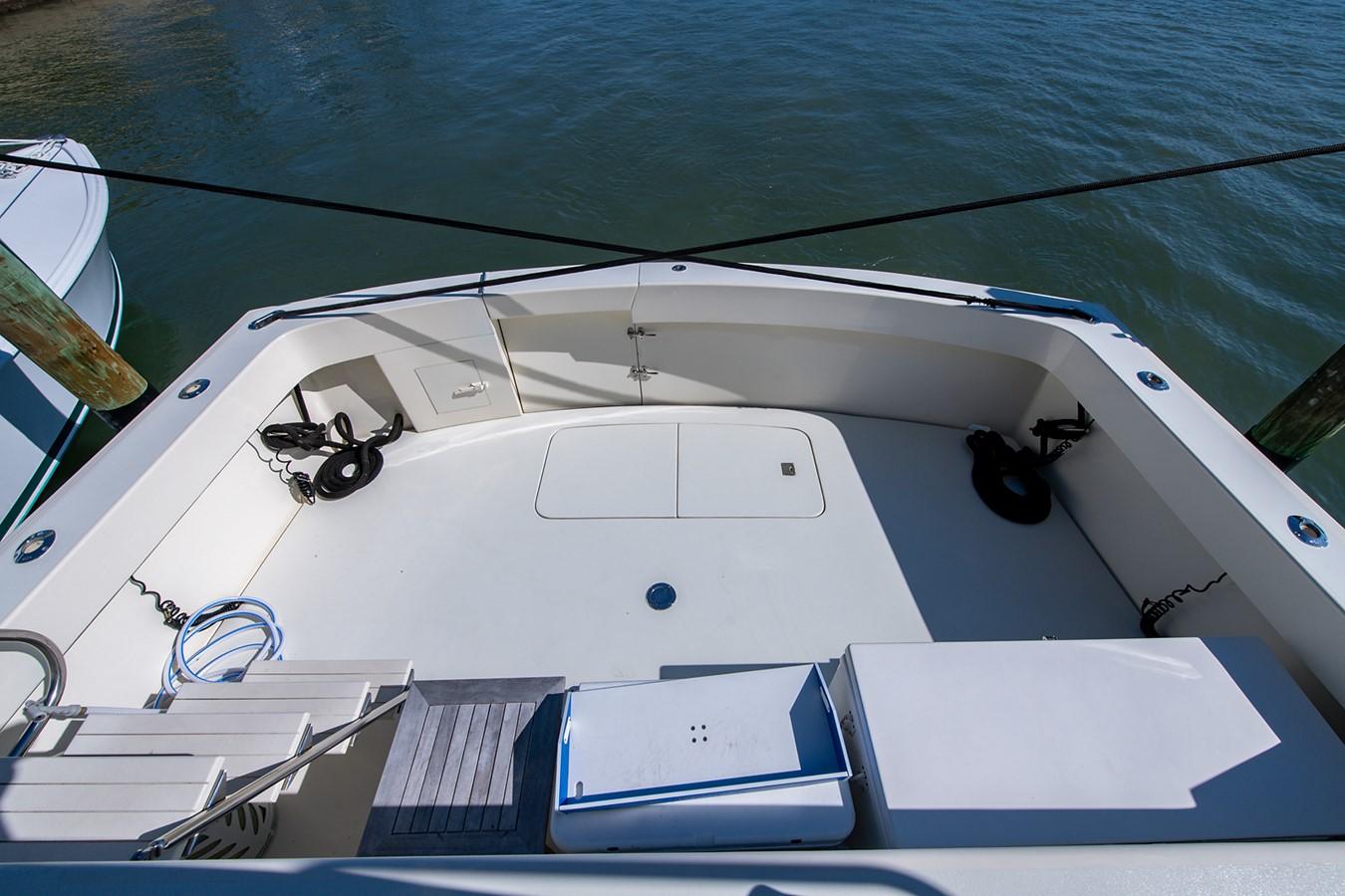1986 HATTERAS Cockpit Motoryacht Motor Yacht 2501268