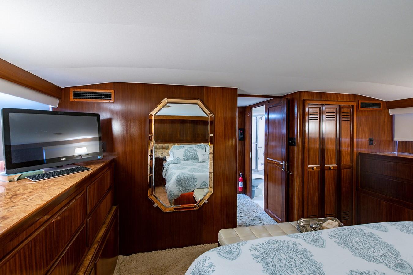 1986 HATTERAS Cockpit Motoryacht Motor Yacht 2501350