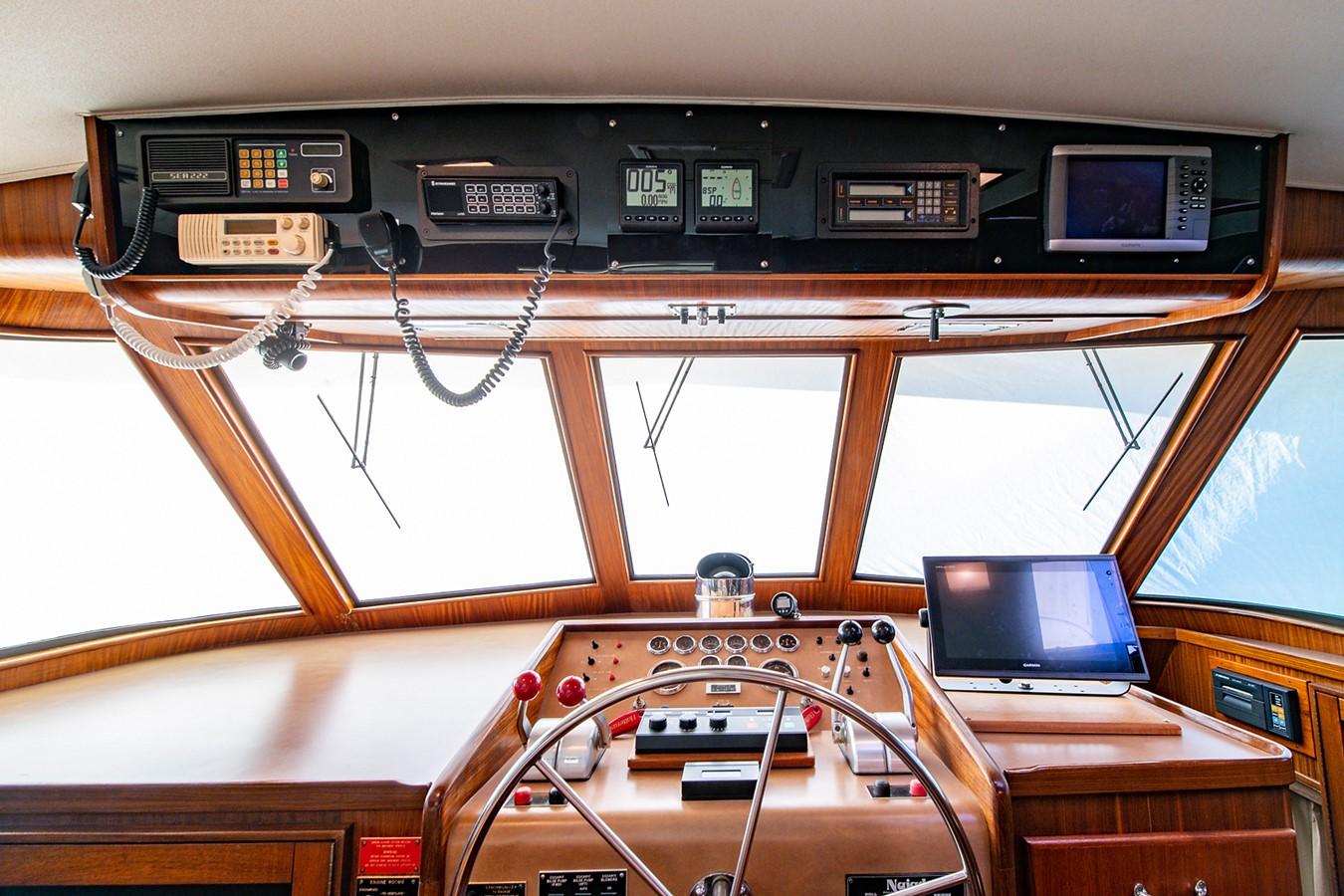 1986 HATTERAS Cockpit Motoryacht Motor Yacht 2501365