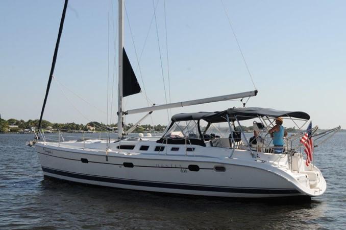 2004 HUNTER 466 Cruising Sailboat 2502312