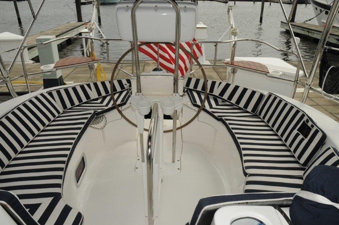 2004 HUNTER 466 Cruising Sailboat 2502342