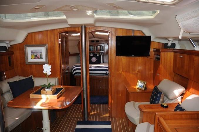 2004 HUNTER 466 Cruising Sailboat 2502344