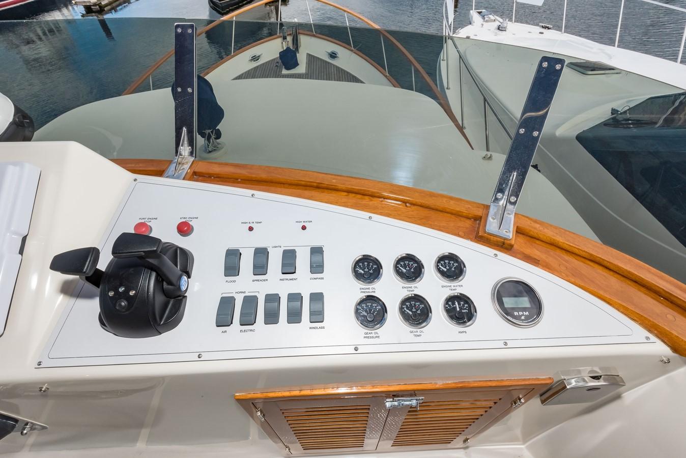 All New Engine Gauges 1983 DEFEVER Aft Cabin Motoryacht Trawler 2580944