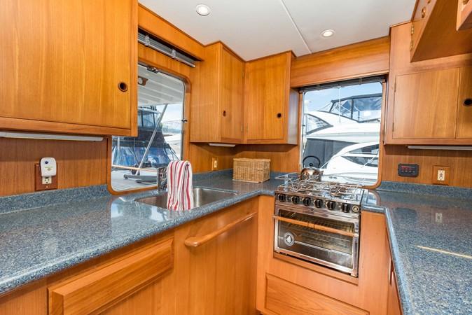 New Sink, Faucet & Gas Range 1983 DEFEVER Aft Cabin Motoryacht Trawler 2580911