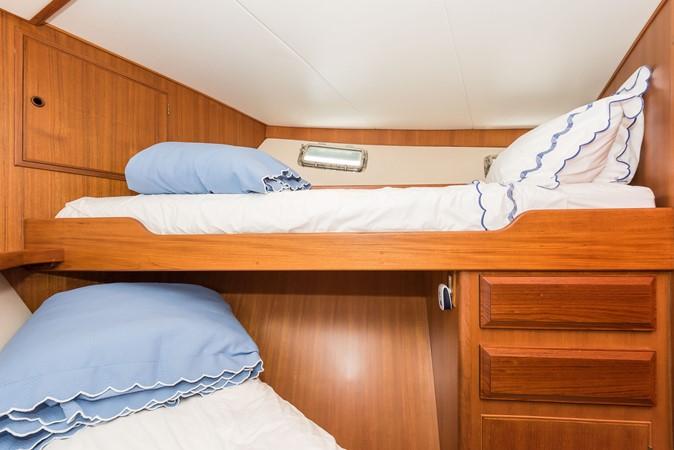 Custom Mattress & Bedding 1983 DEFEVER Aft Cabin Motoryacht Trawler 2580927