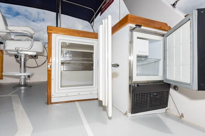Holding Plate Refrigerator & Icemaker 1983 DEFEVER Aft Cabin Motoryacht Trawler 2581298