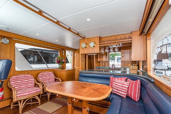 Salon 1983 DEFEVER Aft Cabin Motoryacht Trawler 2586117