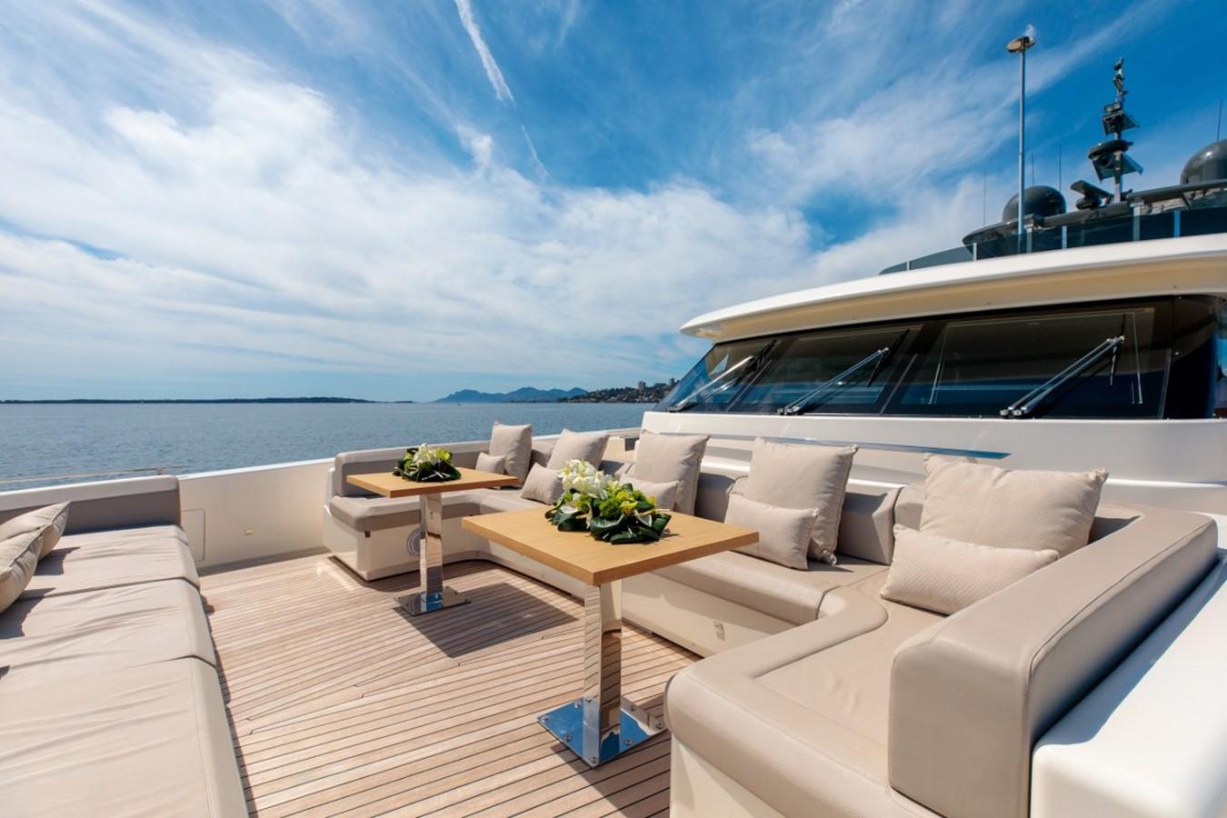 2017 FERRETTI CUSTOM LINE Custom line navetta 37 Motor Yacht 2551756