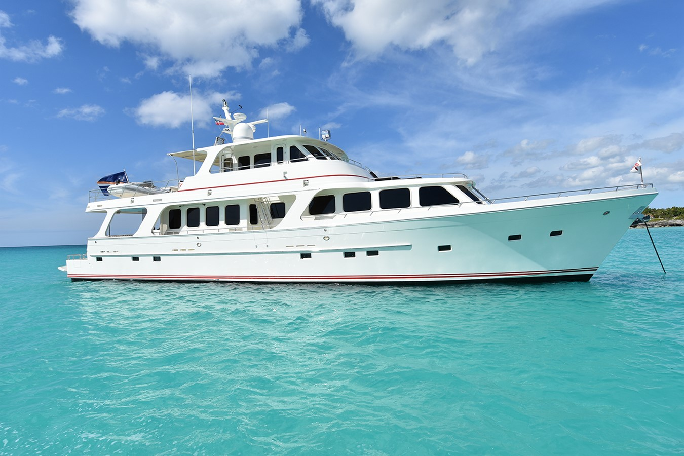 2007 OFFSHORE YACHTS  Motor Yacht 2537627