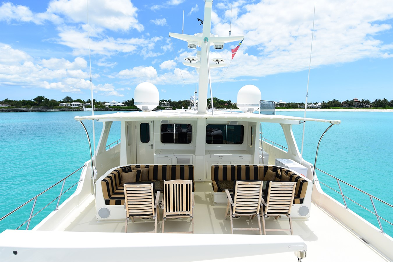 2007 OFFSHORE YACHTS  Motor Yacht 2537636