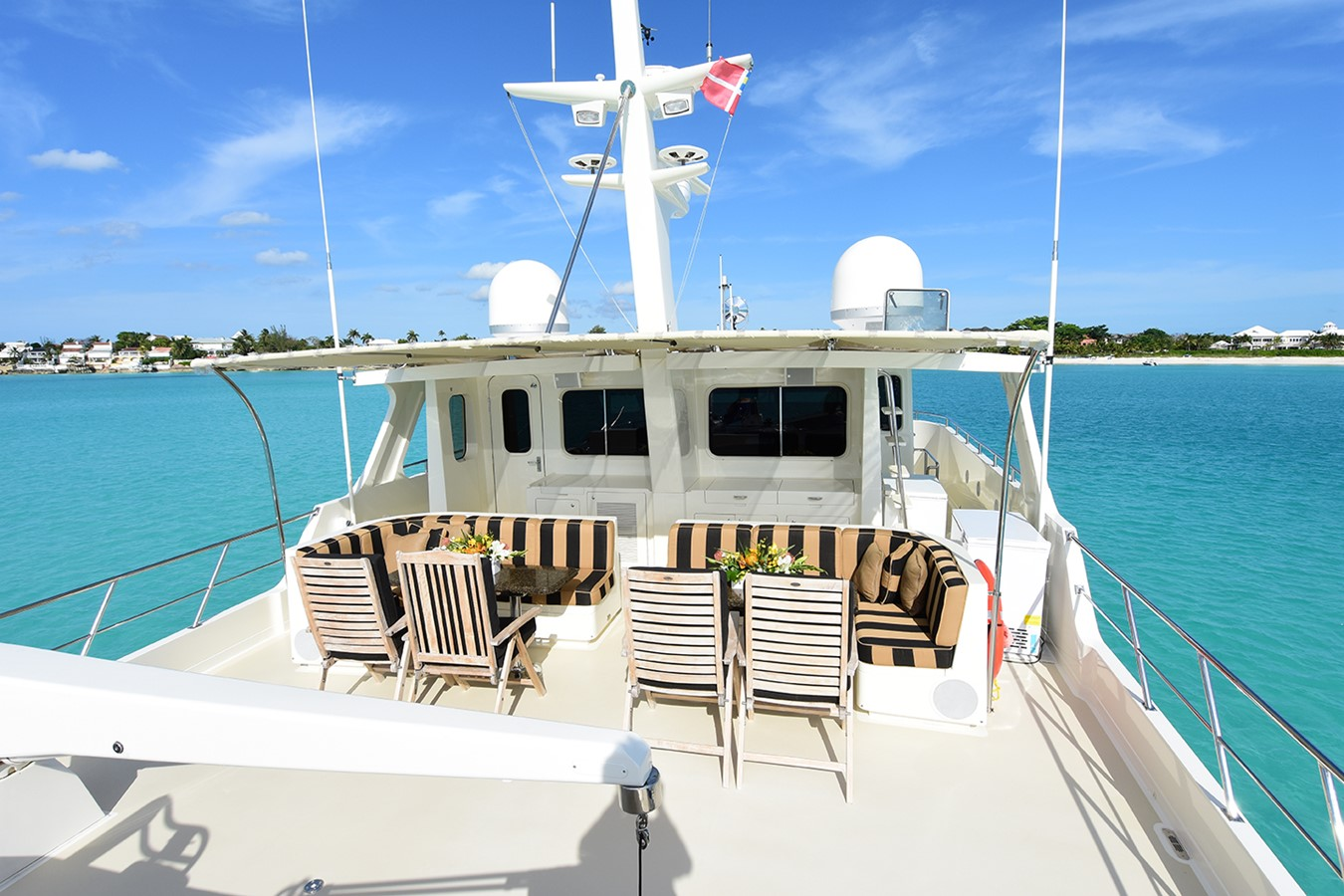 2007 OFFSHORE YACHTS  Motor Yacht 2537639