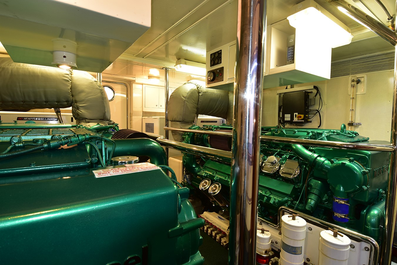 2007 OFFSHORE YACHTS  Motor Yacht 2541096