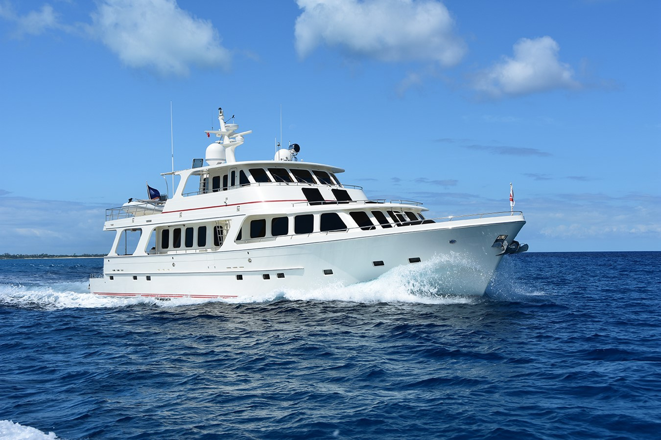2007 OFFSHORE YACHTS  Motor Yacht 2541169