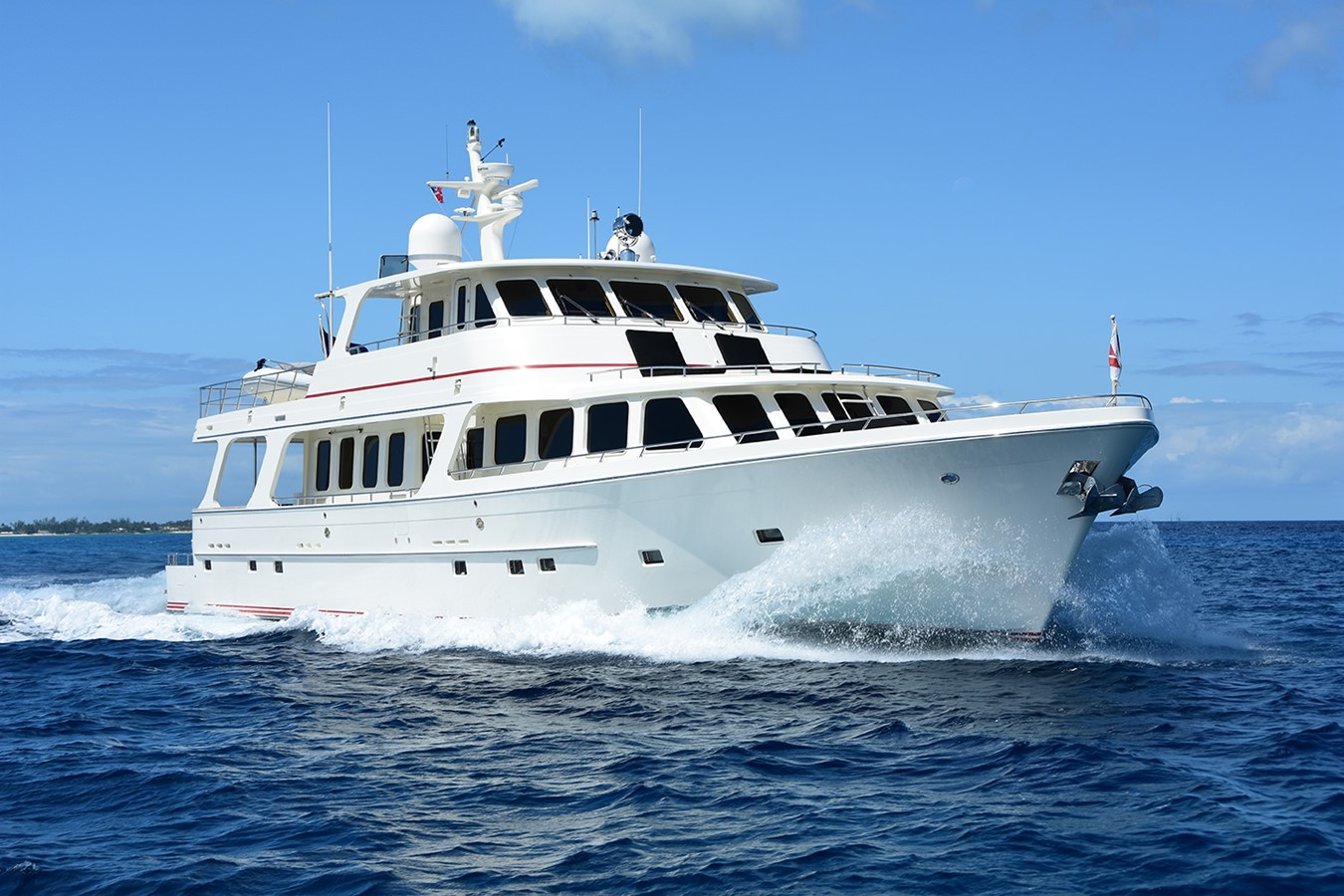 2007 OFFSHORE YACHTS  Motor Yacht 2541170