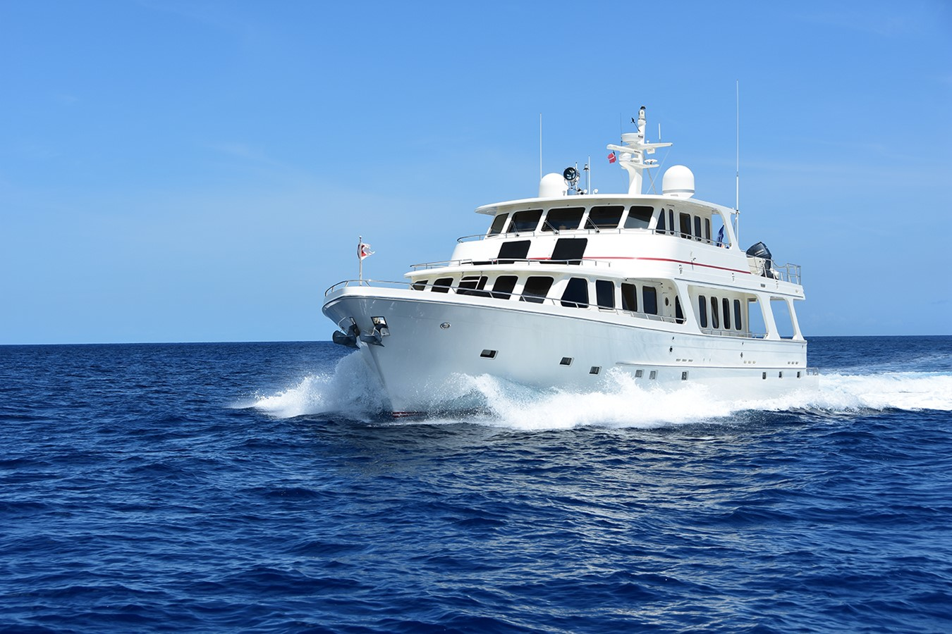 2007 OFFSHORE YACHTS  Motor Yacht 2541171