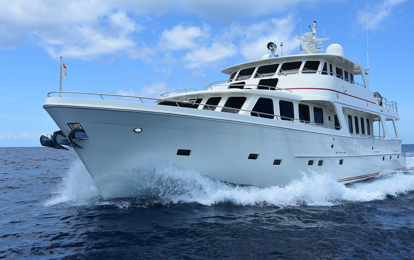 2007 OFFSHORE YACHTS  Motor Yacht 2541172