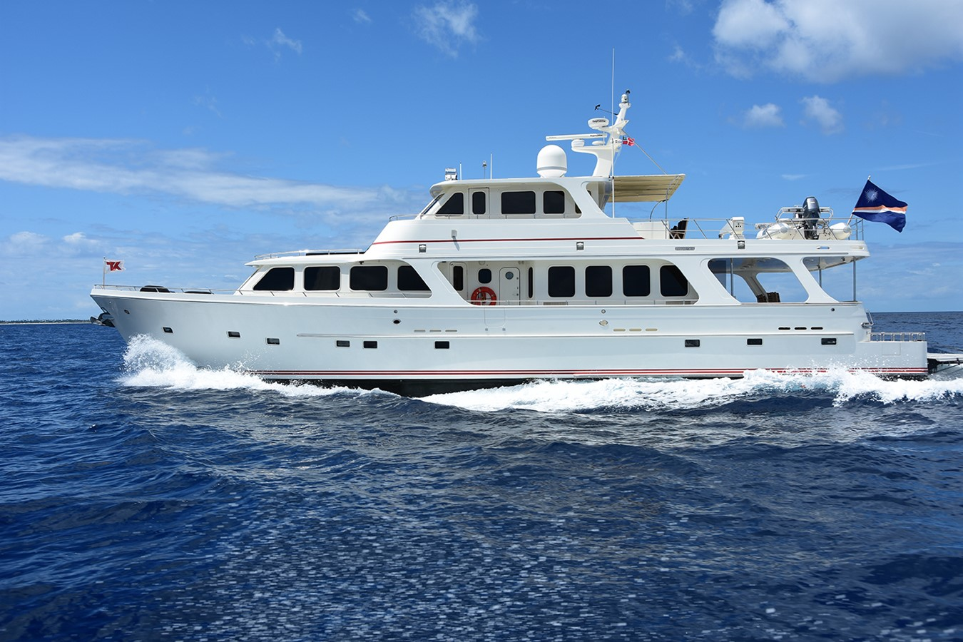 2007 OFFSHORE YACHTS  Motor Yacht 2541173