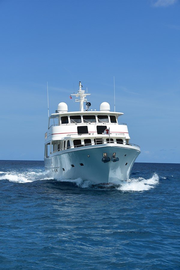 2007 OFFSHORE YACHTS  Motor Yacht 2541175