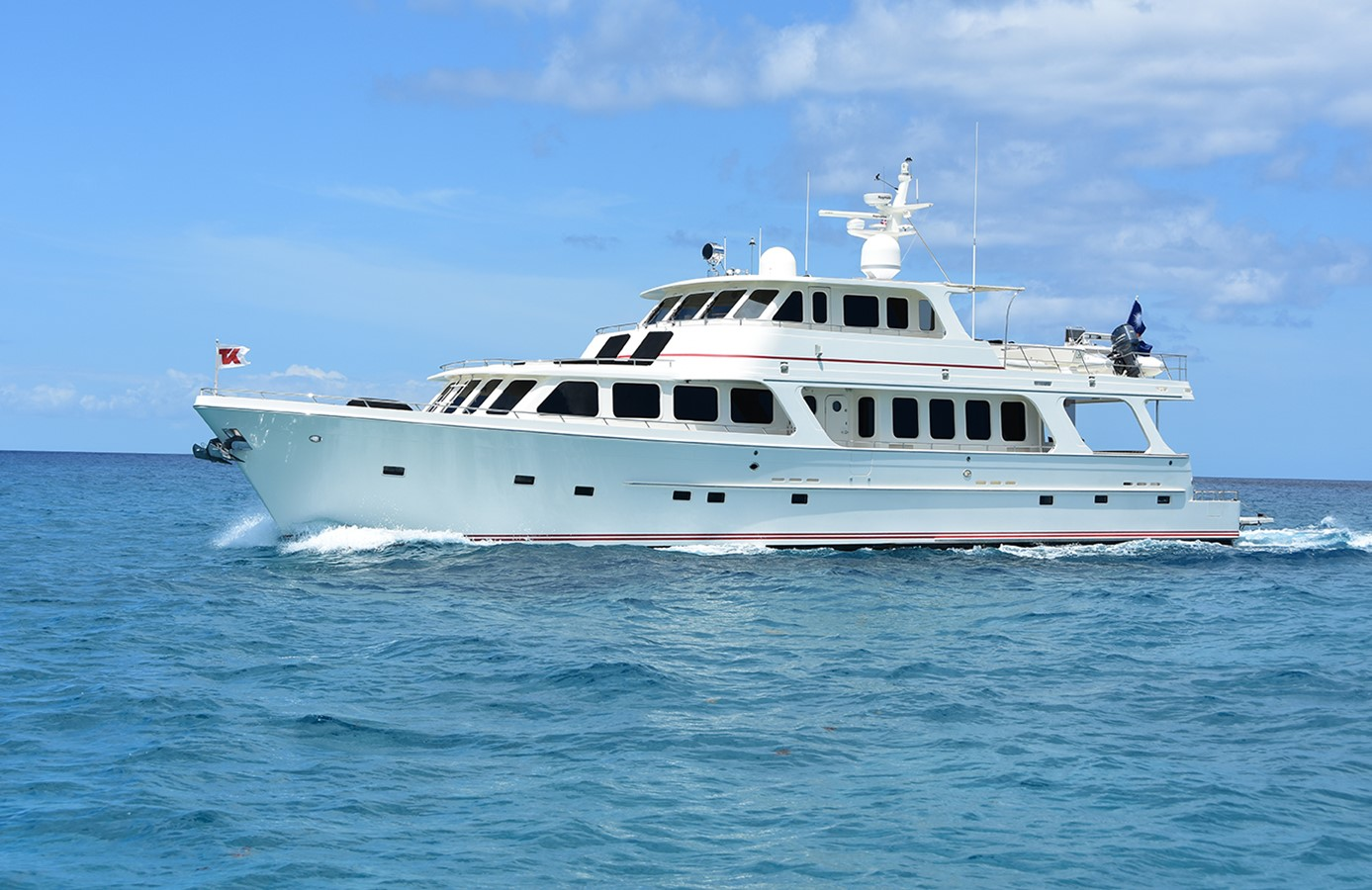 2007 OFFSHORE YACHTS  Motor Yacht 2541176