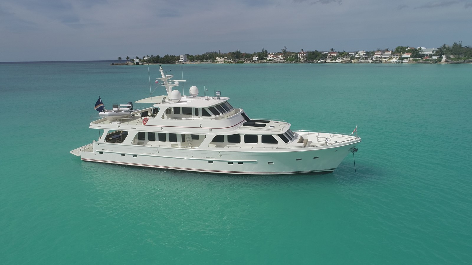 2007 OFFSHORE YACHTS  Motor Yacht 2541178