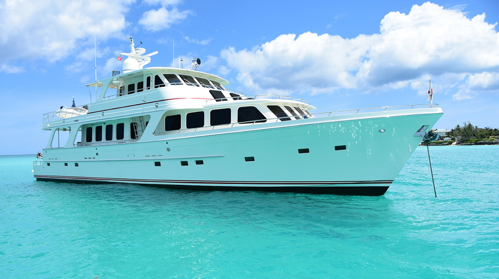 2007 OFFSHORE YACHTS  Motor Yacht 2541179