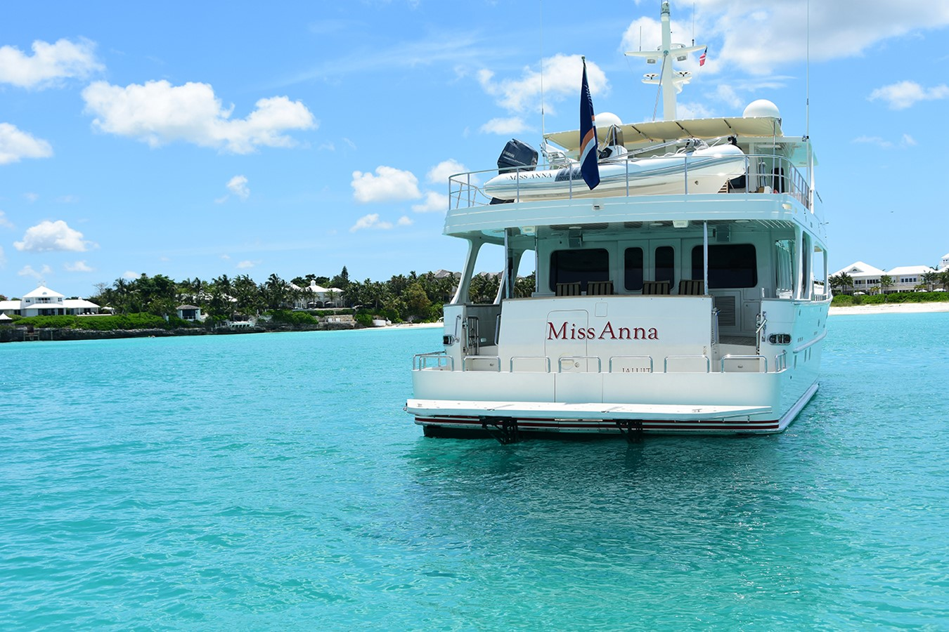 2007 OFFSHORE YACHTS  Motor Yacht 2541180