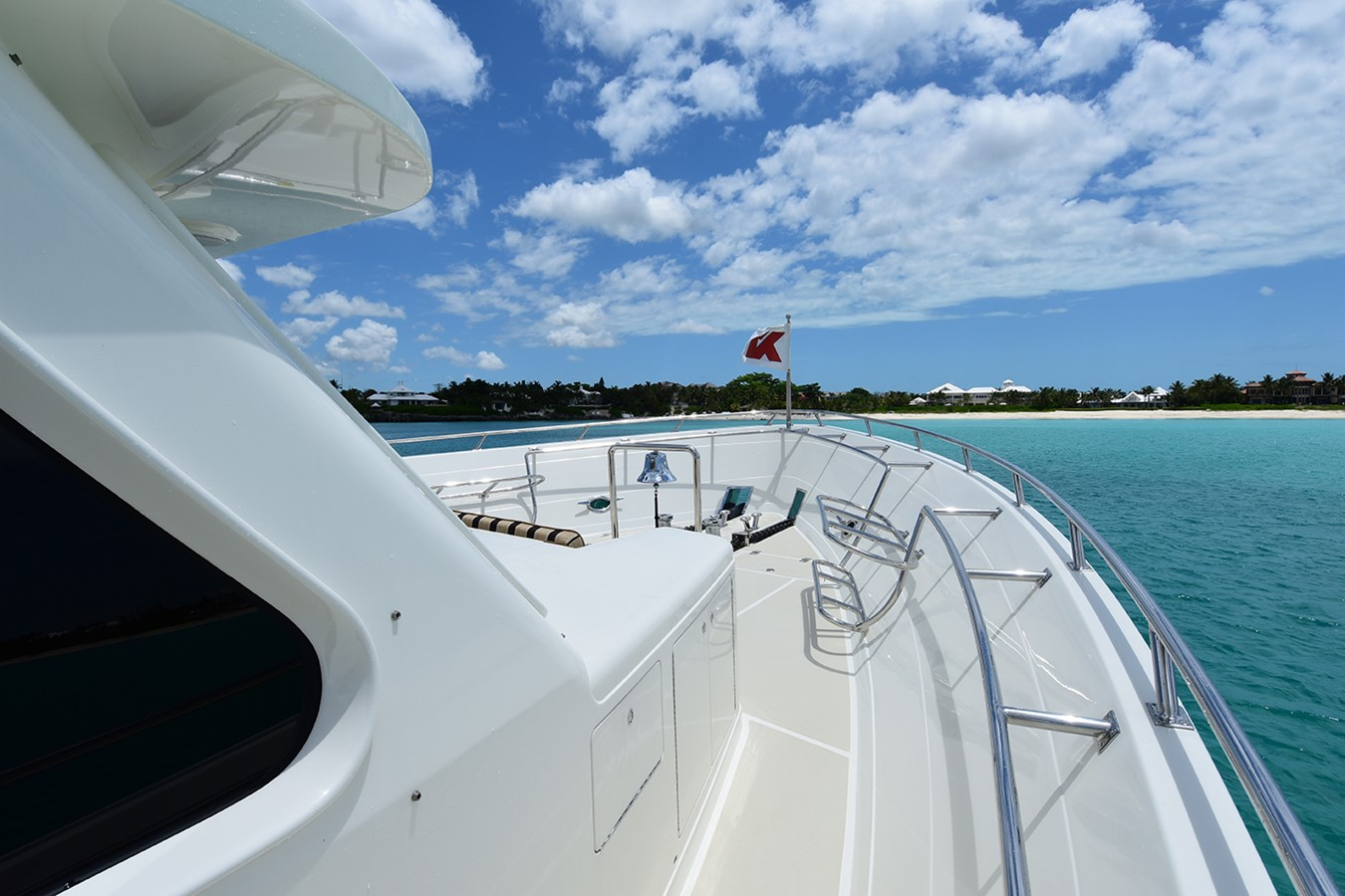 2007 OFFSHORE YACHTS  Motor Yacht 2541187