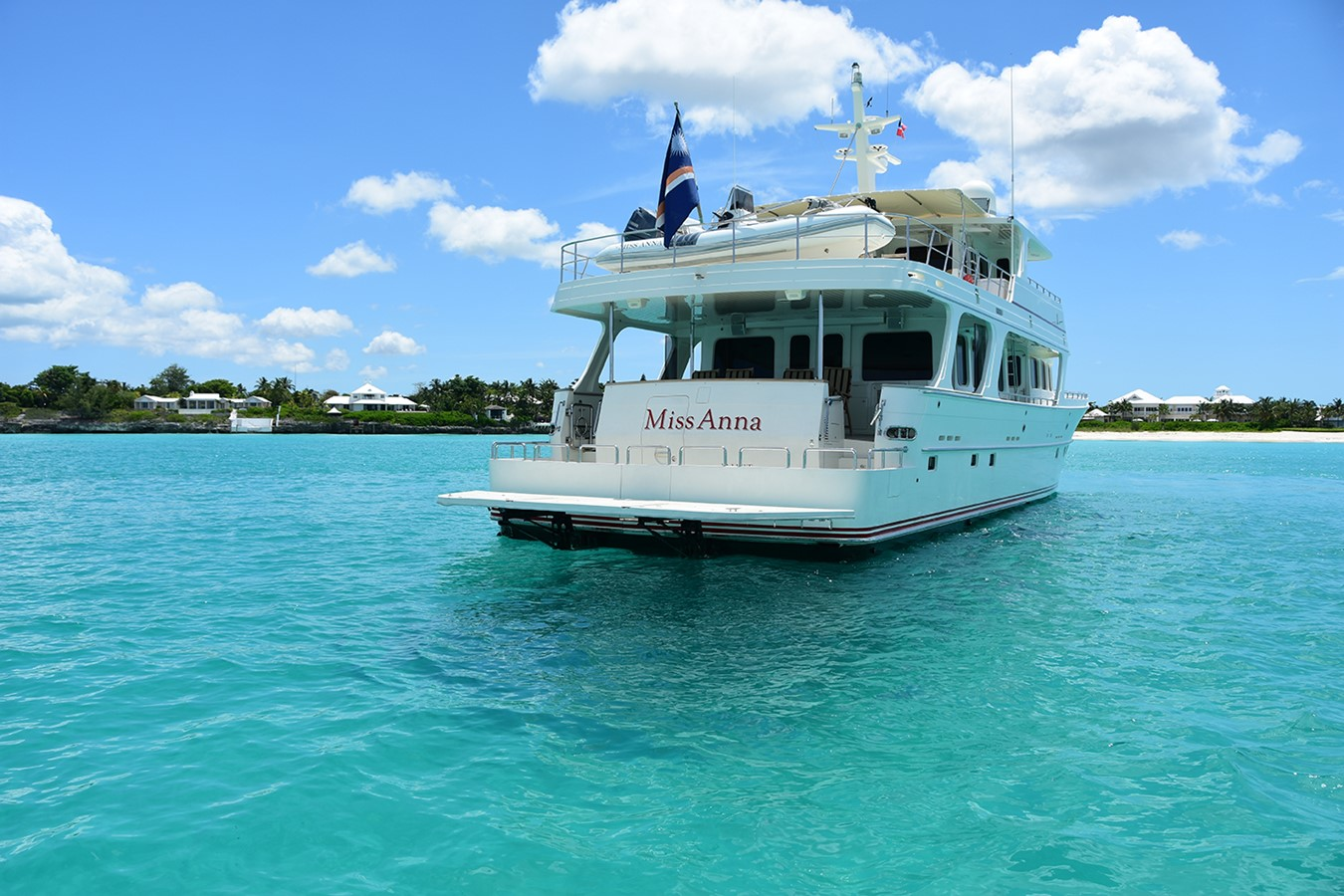 2007 OFFSHORE YACHTS  Motor Yacht 2541196