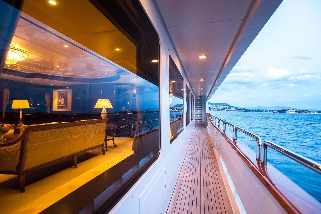 2005 TRINITY  Motor Yacht 2507687