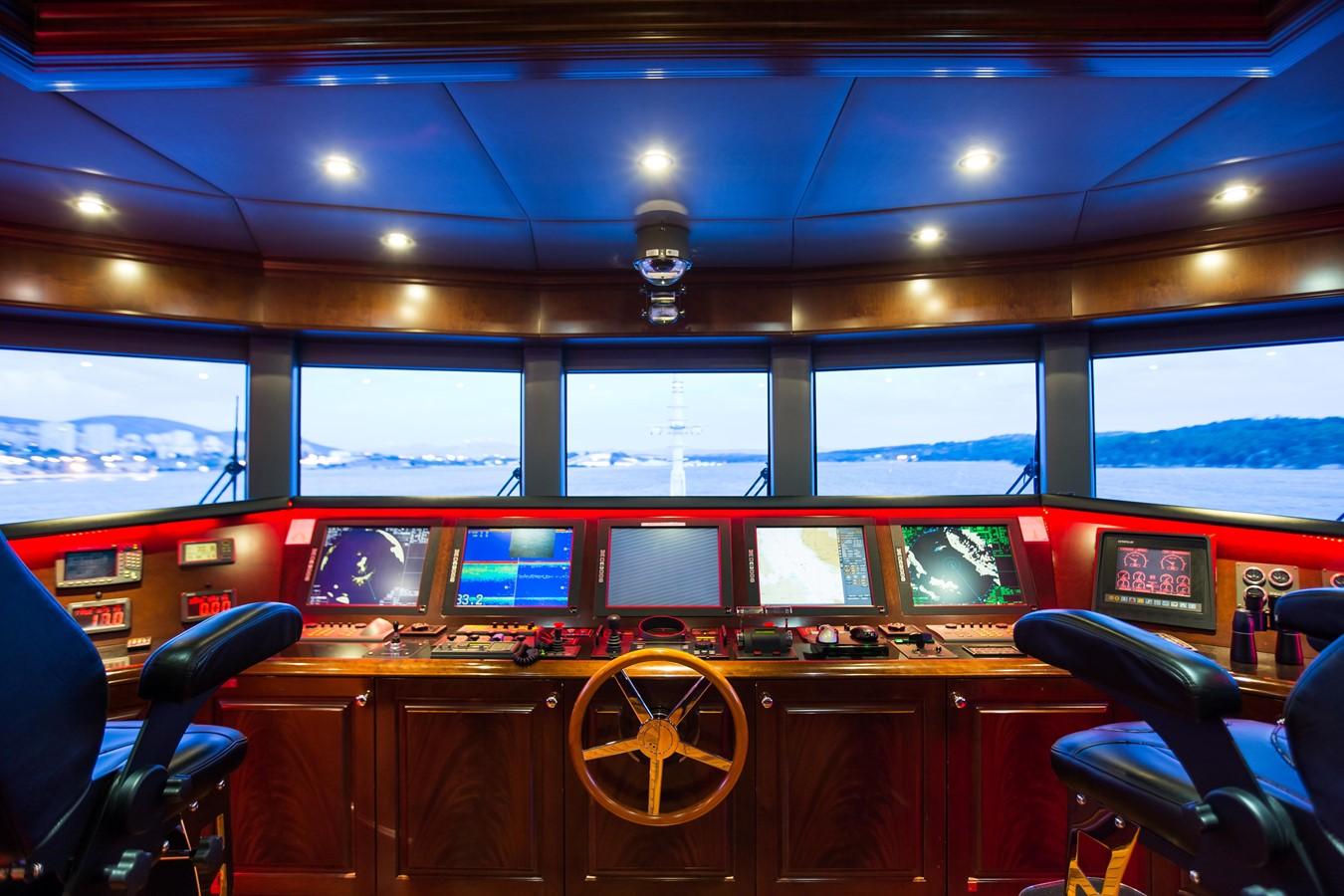 2005 TRINITY  Motor Yacht 2507836