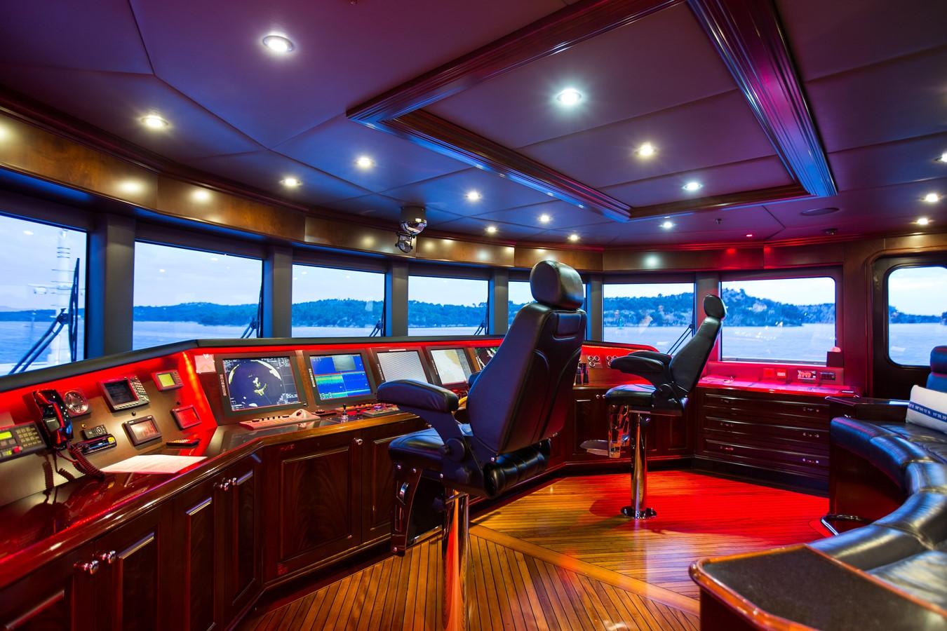 2005 TRINITY  Motor Yacht 2507837