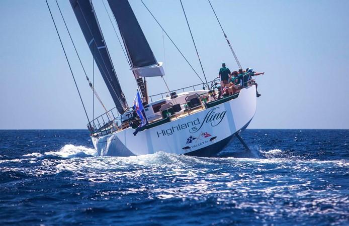 2016 NAUTOR'S SWAN Swan 115-03 Cruising/Racing Sailboat 2505866