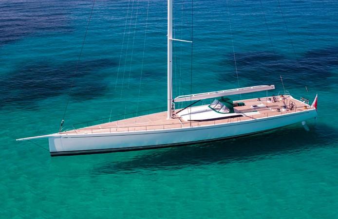 2016 NAUTOR'S SWAN Swan 115-03 Cruising/Racing Sailboat 2505868