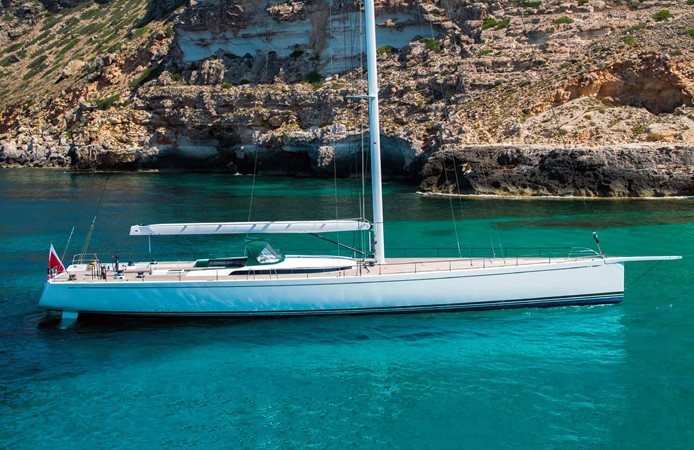 2016 NAUTOR'S SWAN Swan 115-03 Cruising/Racing Sailboat 2505881
