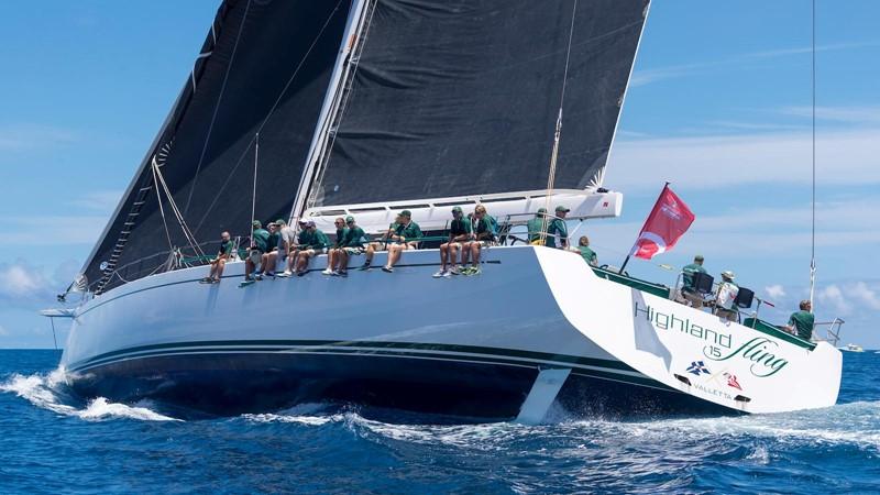 2016 NAUTOR'S SWAN Swan 115-03 Cruising/Racing Sailboat 2505888