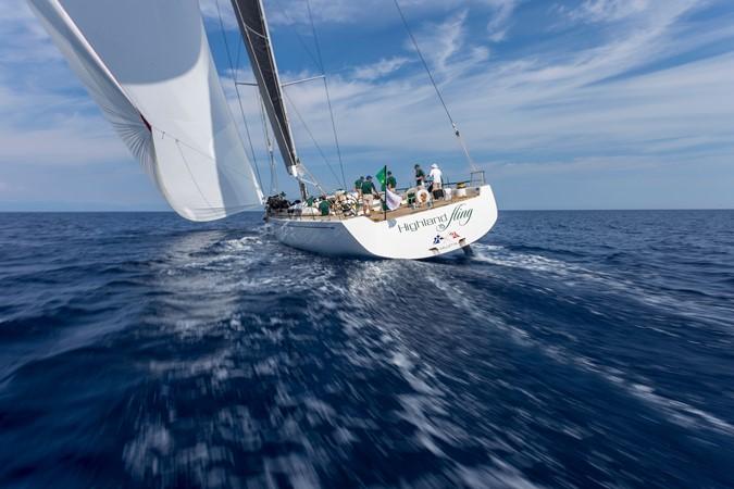 2016 NAUTOR'S SWAN Swan 115-03 Cruising/Racing Sailboat 2505892