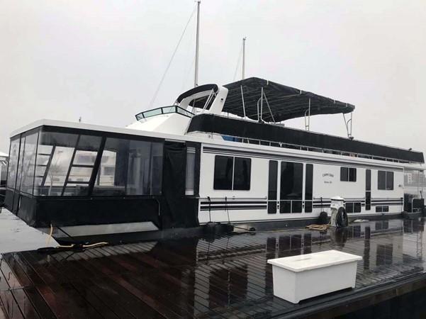 2007 HORIZON 66 Houseboat Houseboat 2504513