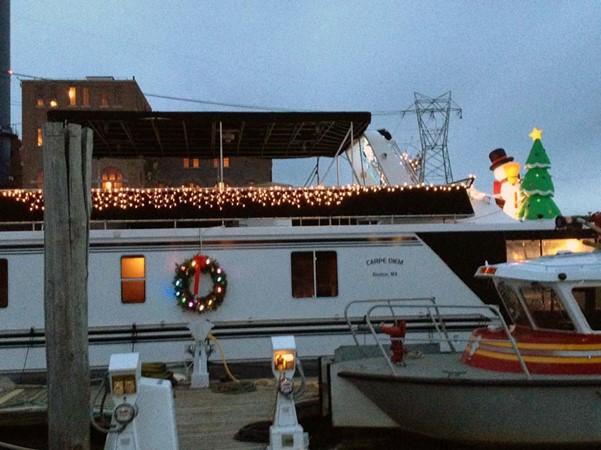 2007 HORIZON 66 Houseboat Houseboat 2504533