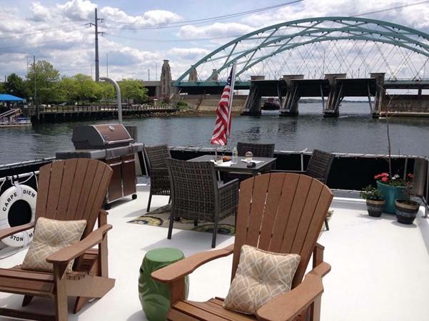 2007 HORIZON 66 Houseboat Houseboat 2504534