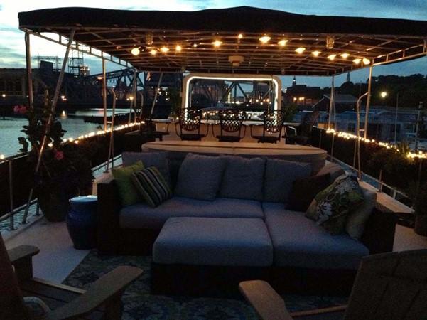 2007 HORIZON 66 Houseboat Houseboat 2504538