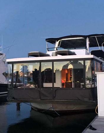 2007 HORIZON 66 Houseboat Houseboat 2504543