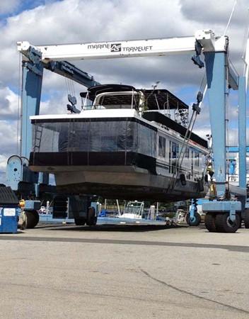2007 HORIZON 66 Houseboat Houseboat 2504546