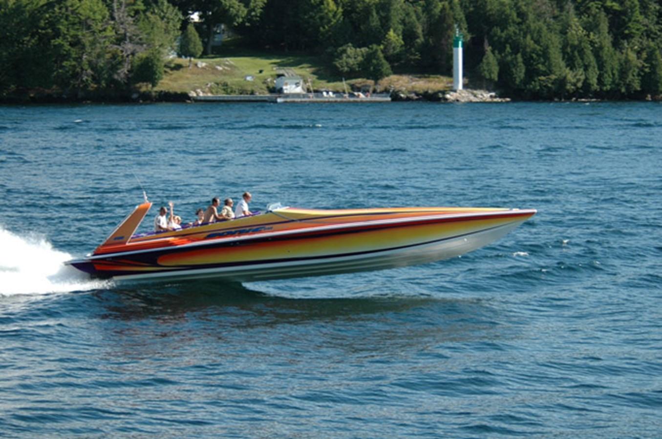 2005 SONIC 45 SS High Performance 2504589