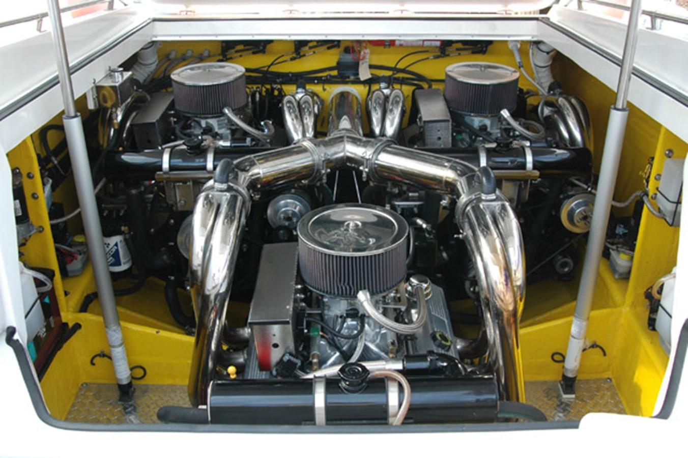 2005 SONIC 45 SS High Performance 2504592