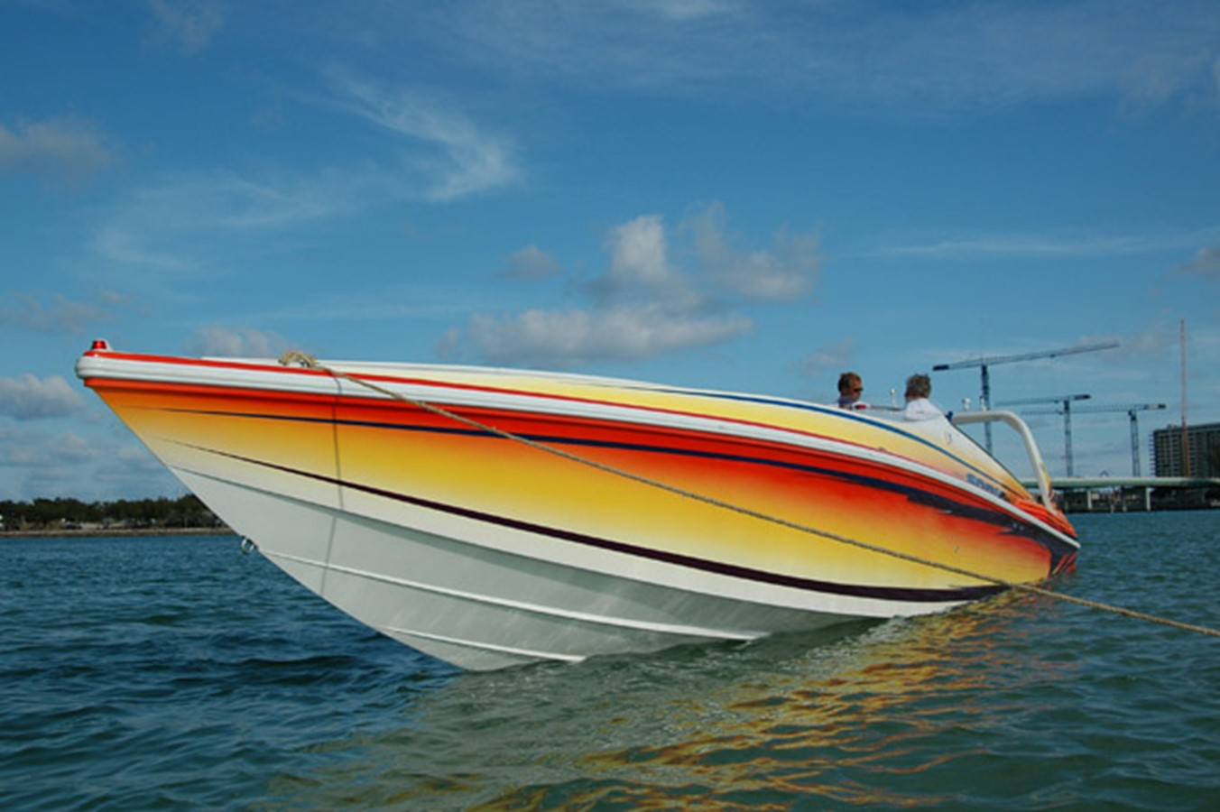 2005 SONIC 45 SS High Performance 2504593