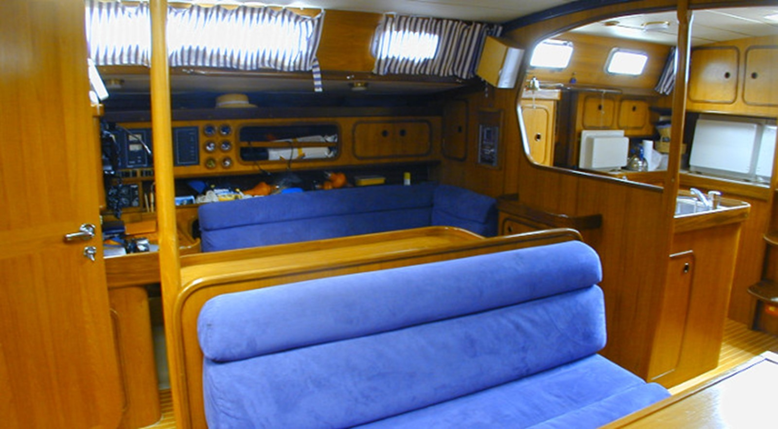 1987 BENETEAU IDYLLE 50 Cruising Sailboat 2504618