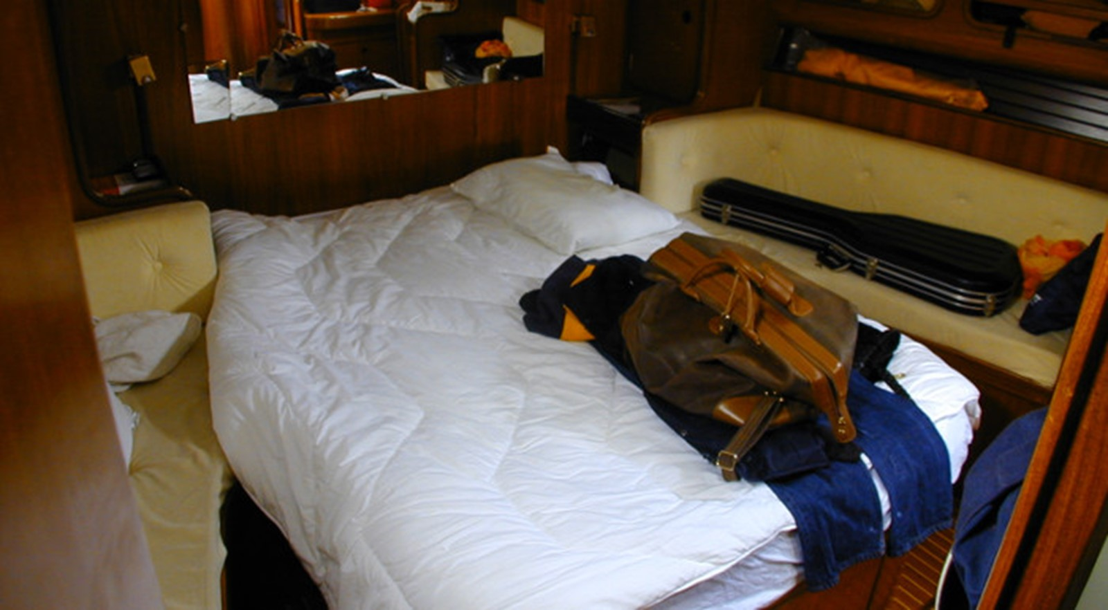 1987 BENETEAU IDYLLE 50 Cruising Sailboat 2504620