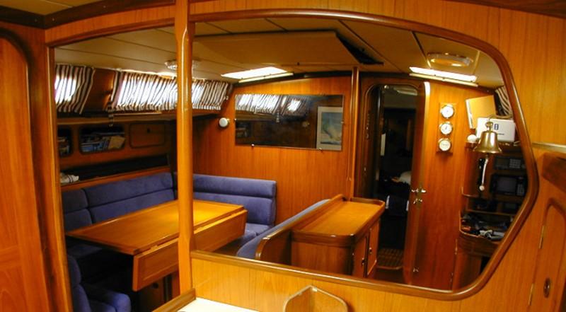 1987 BENETEAU IDYLLE 50 Cruising Sailboat 2504615