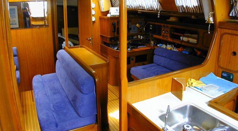 1987 BENETEAU IDYLLE 50 Cruising Sailboat 2504616